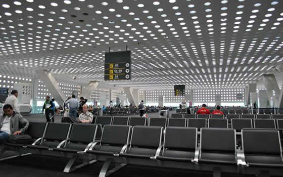 Agarrando vuelo en el AICM
