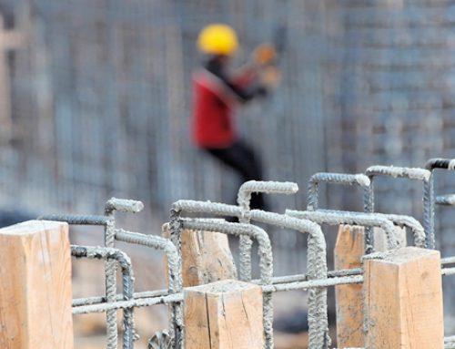 En vilo, crecimiento del sector constructor