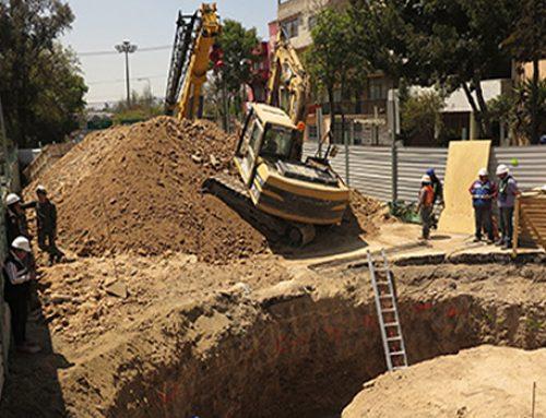 Inician obras para la ampliación de la línea 12 del Metro