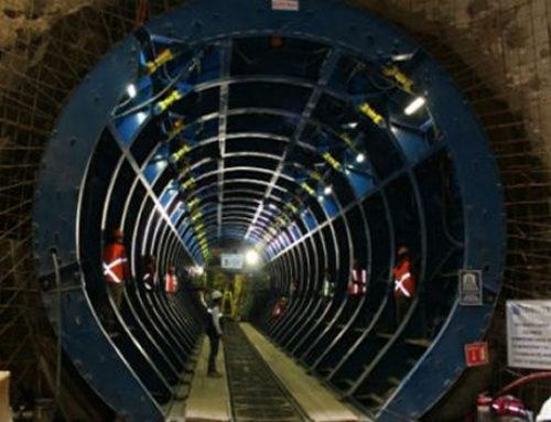 El Túnel Emisor Oriente operará en octubre 2018