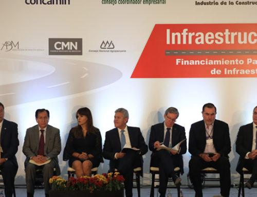 Requiere Infraestructura en México alternativas de Financiamiento para su Desarrollo