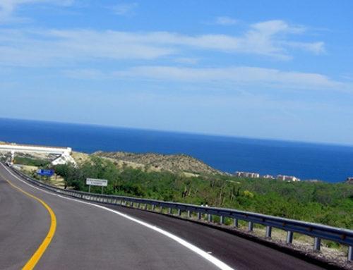 Trazo carretero en Los Cabos, negocio de hoteleros y panistas