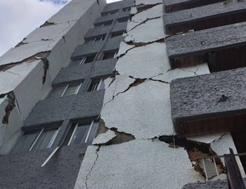 Pérdida total, 980 casas del Infonavit en ocho estados