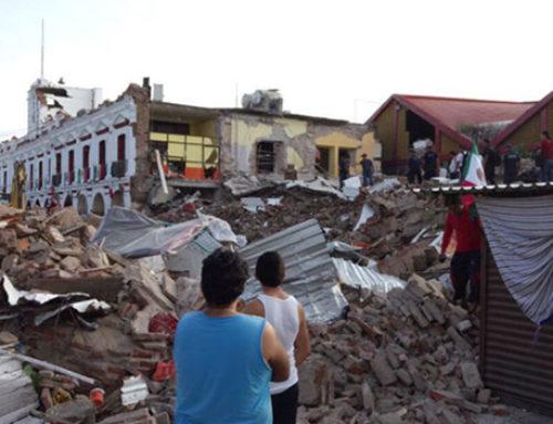 Pide Peña a constructoras solidarizarse ante el sismo