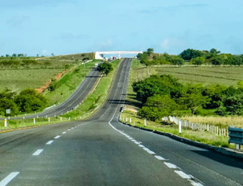 Reconstruyen autopista en Veracruz