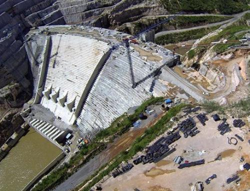 Disminuyen recursos hidráulicos