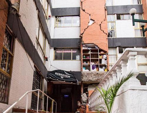 En la capital, norma de reconstrucción ofrecerá seguridad estructural: CICM
