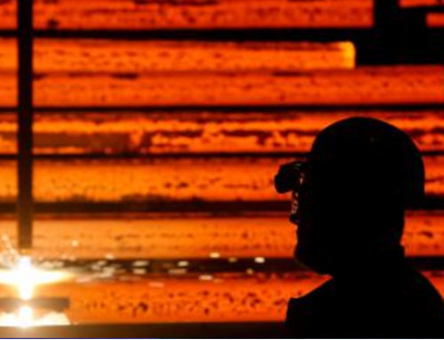 Venta de acero en México tiene su mayor alza en 7 años