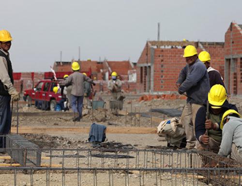 Atribuyen al empleo apoyo en viviendas