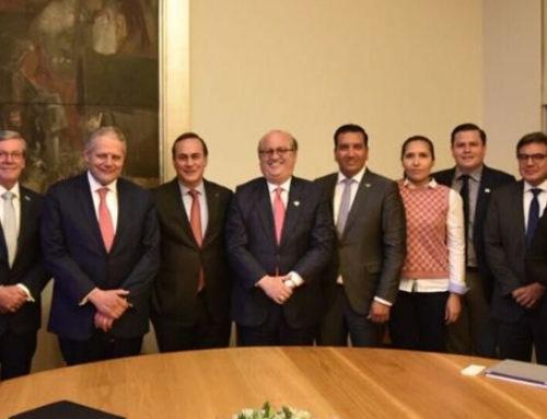 Acuerdan acciones para la reconstrucción de infraestructura en Morelos