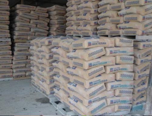 Anuncian alza de precios del cemento en este mes