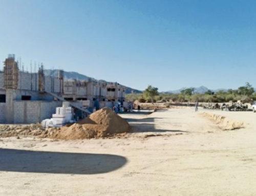 IP construye cuartel militar de 140 mdp en Los Cabos