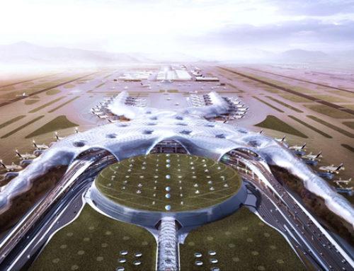 El IVA de licitaciones del nuevo aeropuerto