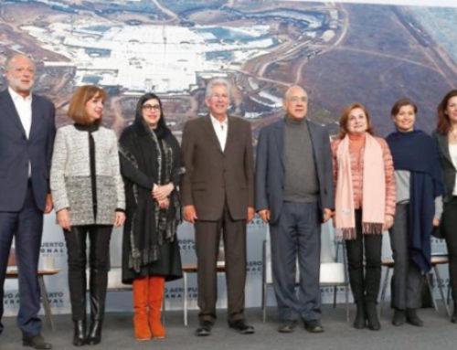 OCDE llama a garantizar el dinero para concluir NAICM