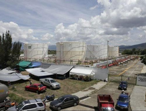 Construyen 23 plantas para guardar gasolinas