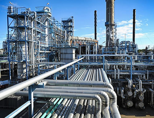Crudo y gas precipitan caída de la industria en el 2017