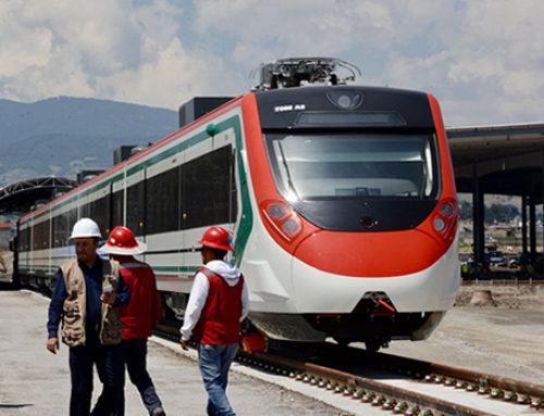 Listo plan de alimentación para el Tren México-Toluca: Secom