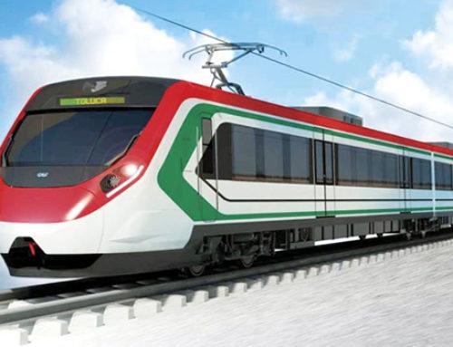 SCT reasigna 5 mmdp para tren México-Toluca