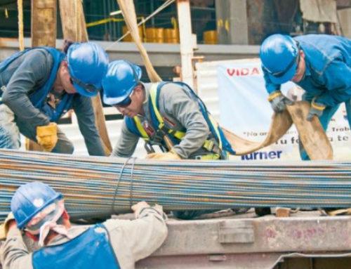 Reportan aumento en el robo de acero