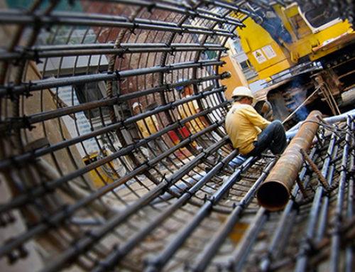 Valor de producción de constructoras agravó su caída