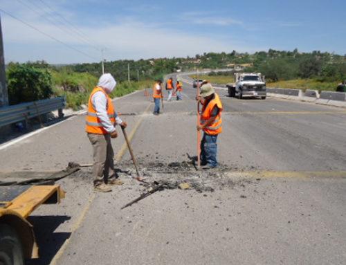APP de conservación carretera, con potencial