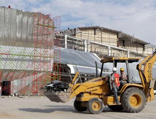 Construcción lastró a la Inversión Fija Bruta