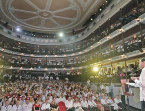 Que México no pierda el rumbo: Peña Nieto