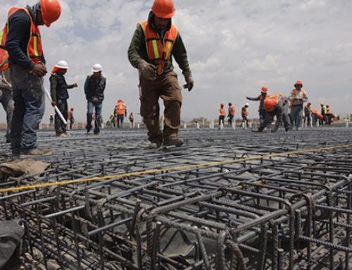 Prevén realizar 28 obras del nuevo aeropuerto este año
