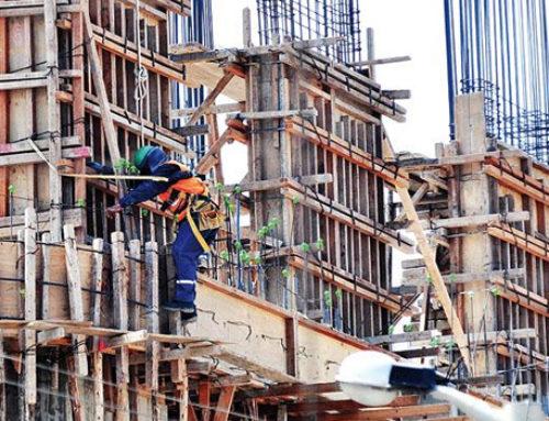 Sector privado da aliento a la industria de la construcción
