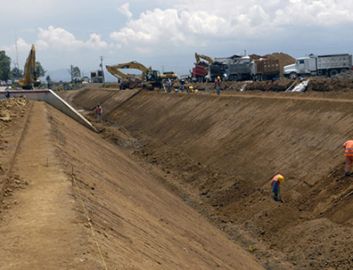 Se triplicará regulación del agua de lluvia en el valle de México: Conagua