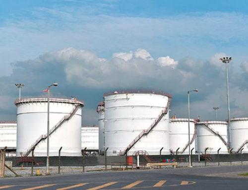 En puerta, proyectos de almacenamiento de hidrocarburos