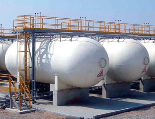 Invertirán 75 mdp en terminal de gas LP