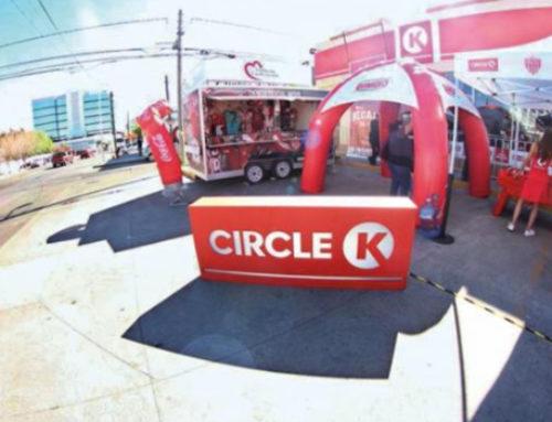 Círculo K apunta hacia el sector energético