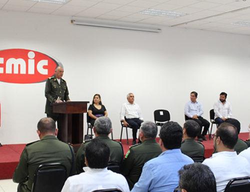 Otorga CCE y CMIC Chiapas reconocimiento a SEDENA por su labor