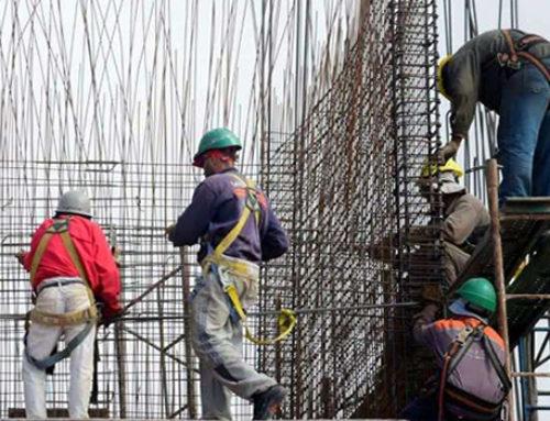 Valor de la construcción en México va en picada