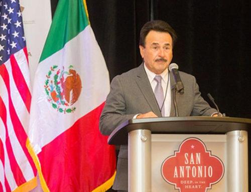 Acuerdan alcaldes fronterizos pedir se agilicen cruces y mejoras en Garitas