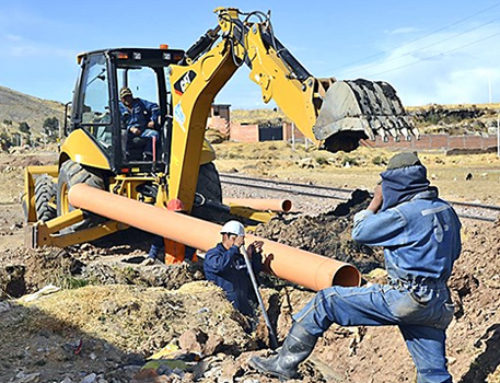 Impacta al crecimiento baja inversión en obras