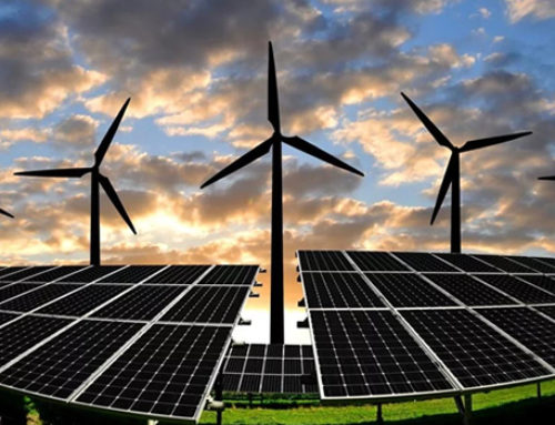 Presiona energía renovable redes