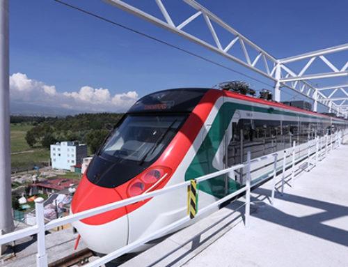 Reporta la SCT avance de 82% del Tren Interurbano