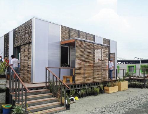 Vivienda de acero sismorresistente y sustentable