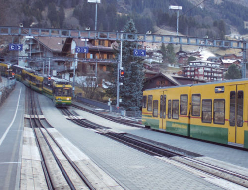 La seguridad en proyectos ferroviarios