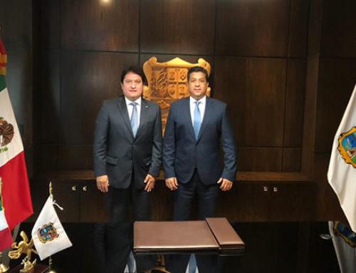 Convenio marco de colaboración interinstitucional Gobierno del Estado de Tamaulipas – CMIC