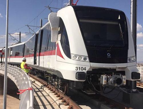 Nuevo Puerto de Veracruz y tren de Guadalajara