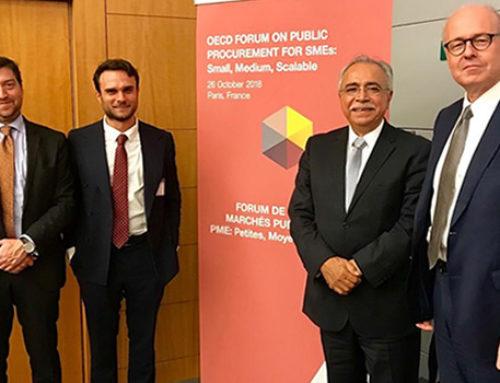CMIC participa en Foro de la Organización para la Cooperación y el Desarrollo Económicos (OCDE)