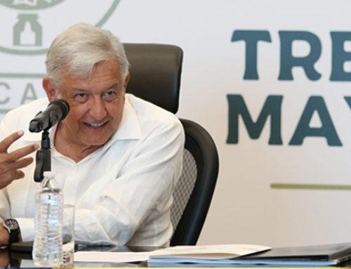 Va Tren Maya en 60% de vías existentes