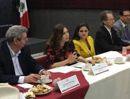 La CMIC firma convenio de capacitación con alcaldes de 11 municipios