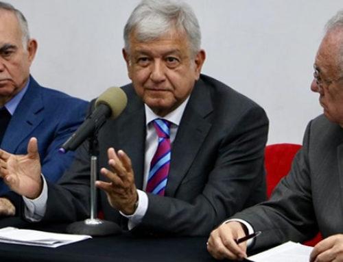 Santa Lucía va, pese a los reajustes legales en Texcoco: López Obrador