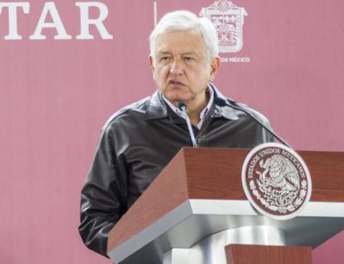 AMLO anuncia una línea de Metro de Iztapalapa a Chalco