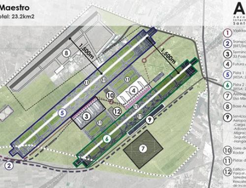 El Ejército tiene 4 retos para construir Santa Lucía