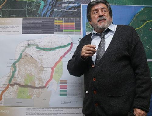 Fonatur amarrará por 30 años a constructores del Tren Maya